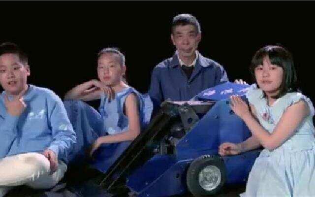 《铁甲雄心2》:携新生代创造力来袭 11岁女生与同学组团打铁甲