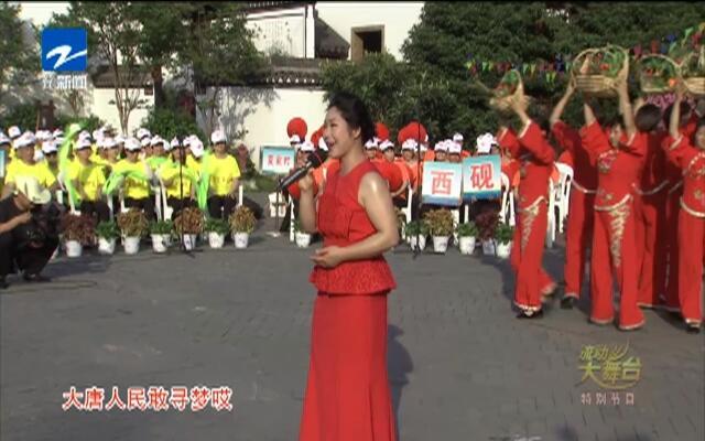 20190728《流动大舞台》(特别节目):第七届新农村冲击播——多娇江山