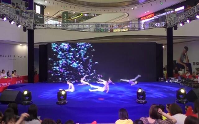 义乌赛区-技巧班《journey》-舞蹈-花蕾舞蹈