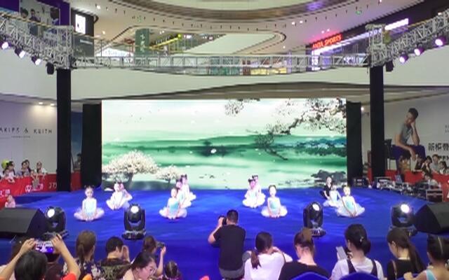 义乌赛区-二级二班《读唐诗》-舞蹈-花蕾舞蹈