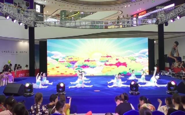 义乌赛区-二级四班《甜蜜童话屋》-舞蹈-花蕾舞蹈