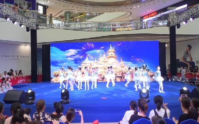 义乌赛区-三级二班《数星星》-舞蹈-花蕾舞蹈