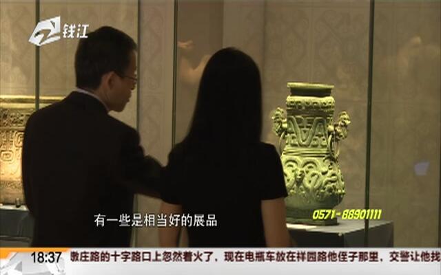 """传承文化""""文""""""""物""""并重:浙江大学艺术与考古博物馆今天开馆"""