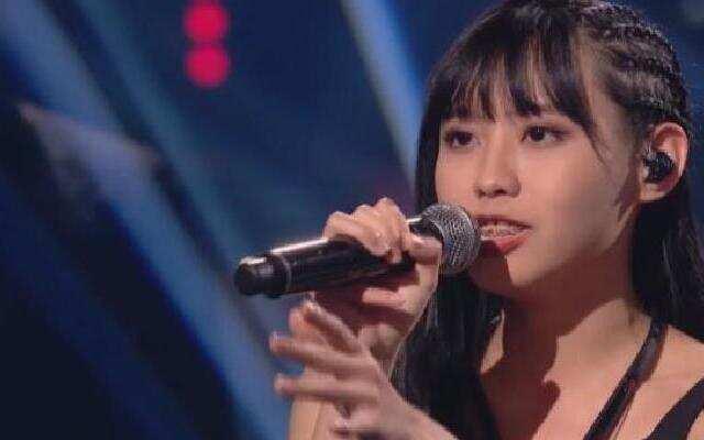 《2019中国好声音》:李芷婷《一直走》 冠军争夺战爆发力超强