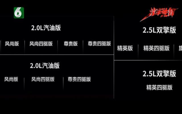 20191010《汽车先锋》:传祺GA6全民体验季驾临杭州