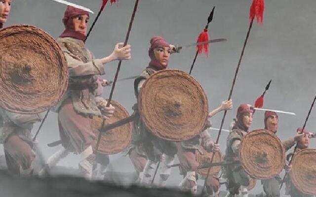 《戚继光》:嘉靖中后期海防观念淡薄  戚继光赤体赴敌身无甲胄之蔽
