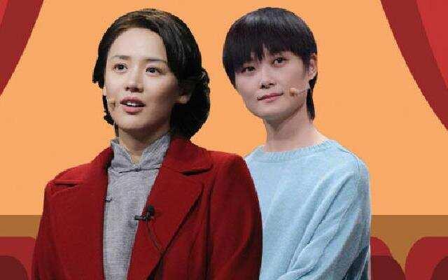 《演员说》:李宇春演技大爆发 马思纯杠上张爱玲