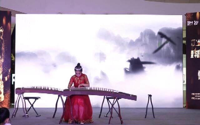 台州赛区-井冈山上红太阳-古筝-悦音艺术培训中心
