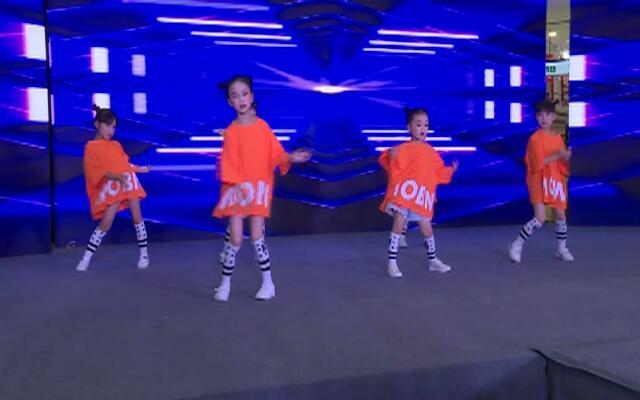 台州赛区-ME TOO-街舞-嘻哈风街舞