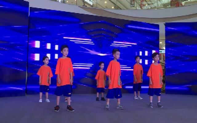 台州赛区-快乐崇拜-街舞-嘻哈风街舞