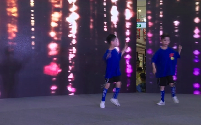 台州赛区-囧架架-街舞-嘻哈风街舞