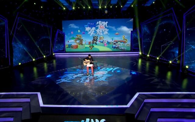 中国蓝少儿梦想家——胡非