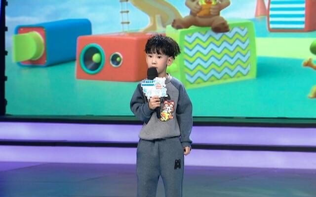 中国蓝少儿梦想家——朱家麟