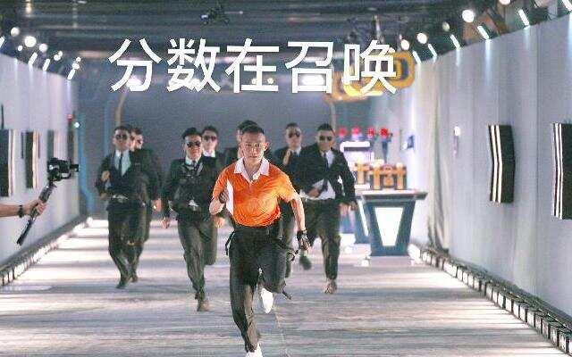 《奔跑吧4》:李晨对上聂远孰强孰弱?晨哥遇到对手了