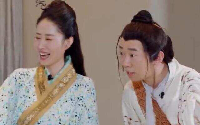 """《青春环游记2》:仙剑大型""""认亲""""现场 画风突变笑倒一片"""
